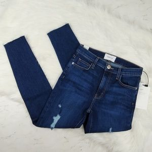 NEW Current/Elliot High Waist Stiletto Jeans